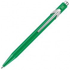 Carandache Office 849 Pop Line - Metallic Green, шариковая ручка, M