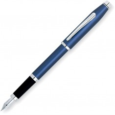 Cross Century II - Royal Blue, перьевая ручка, F, BL