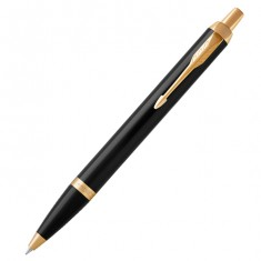 Parker IM Core - Black GT, ручка-роллер, F, BL
