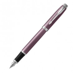 Parker IM Core - Light Purple CT, перьевая ручка, F