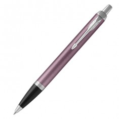 Parker IM Core - Light Purple CT, шариковая ручка, M