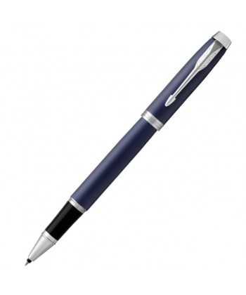 Parker IM Core - Matte Blue CT, ручка-роллер, F, BL