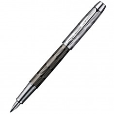 Parker IM Premium - Twin Chiselled CT, перьевая ручка, F