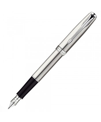 Parker Sonnet - Essential Stainless Steel CT, перьевая ручка, F