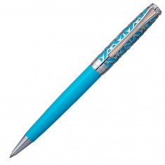 Pierre Cardin Color-Time - Blue, шариковая ручка, M