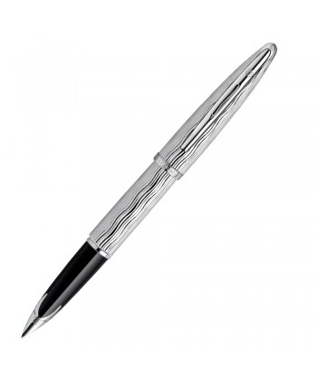 Waterman Carene - Essential Silver ST, перьевая ручка, F