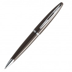 Waterman Carene - Frosty Brown ST, шариковая ручка, M
