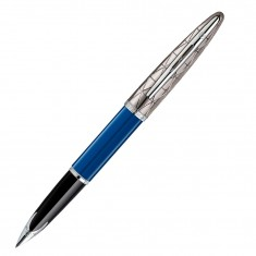 Waterman Carene - Obsession Blue Lacquer ST, перьевая ручка, F