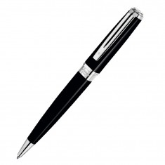 Waterman Exception - Black ST Slim, шариковая ручка, M
