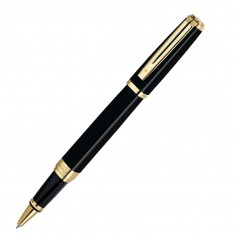 Waterman Exception - Ideal Black GT, ручка-роллер, F, BL