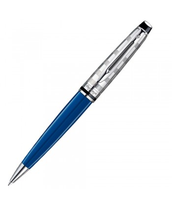 Waterman Expert - Deluxe Obsession Blue CT, шариковая ручка, M