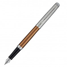 Waterman Hemisphere Deluxe Privee - Bronze CT, перьевая ручка, F